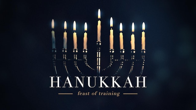 Hanukkah and the Feast of Training | John Diffenderfer | Mercy Collective