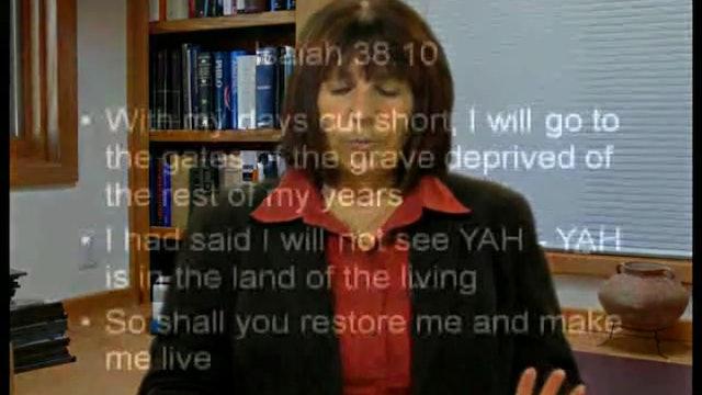 The Prayer Service Part 4 | Dinah Dye