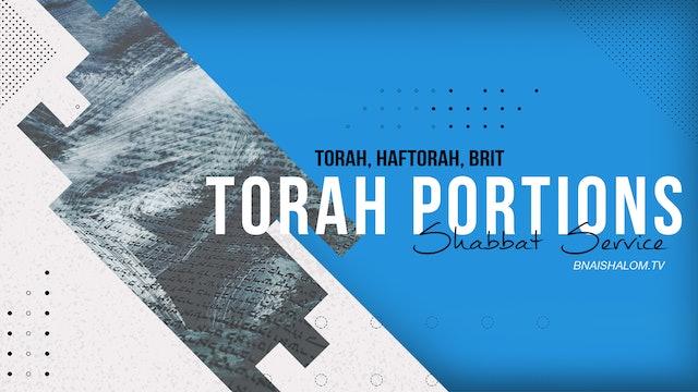 Shemini | Shabbat Broadcast 2020