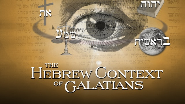 Hebrew Context of Galatians