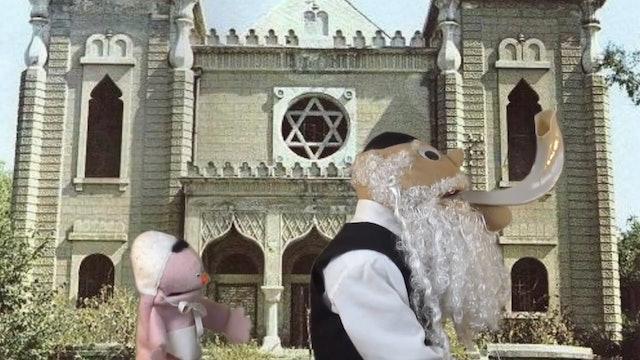 Get Out | Torah Puppets