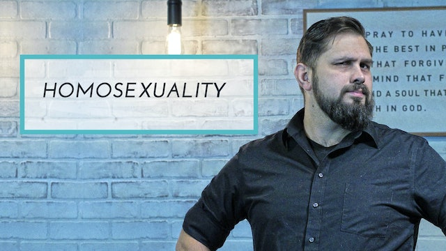 Homosexuality | Matters of Faith