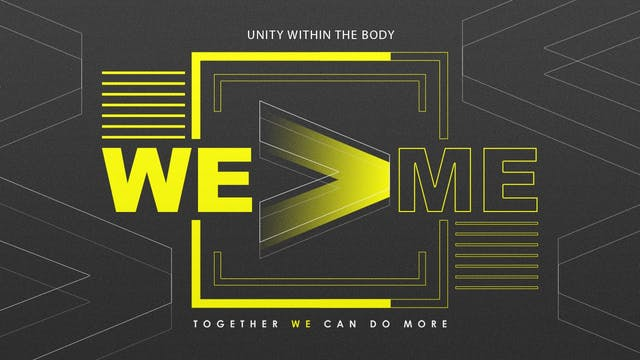 We > Me | Ed Harris