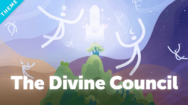The Divine Counsel   The Bible Project