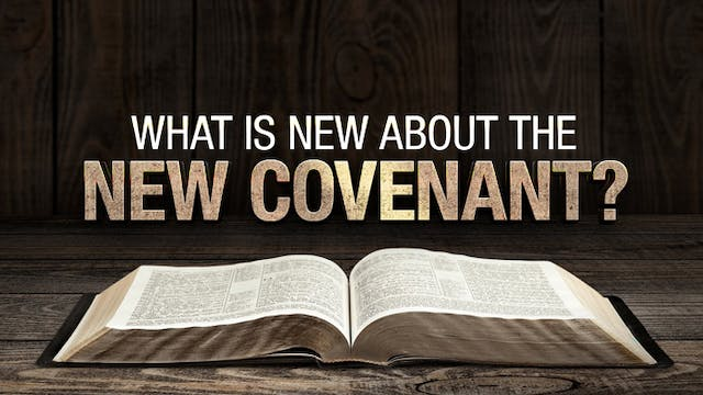 What is New about the New Covenant? (...