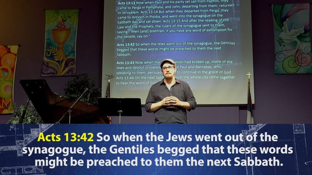 What is the Sabbath PART 2    Founded In Truth Ministries