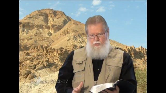 The Ten Commandments Part 1 | Monte J...