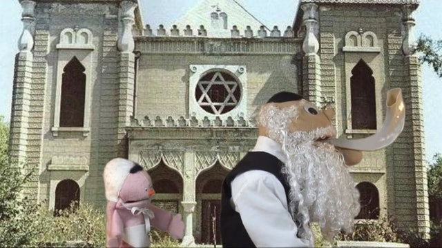 Oh Brother | Torah Puppets