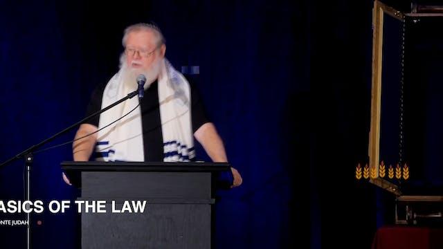 Basics of the Law | Monte Judah