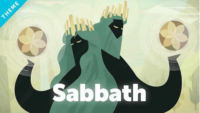 Sabbath | The Bible Project