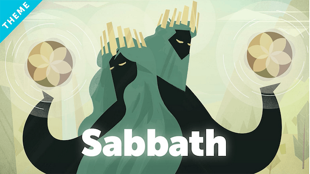 Sabbath | The Bible Project