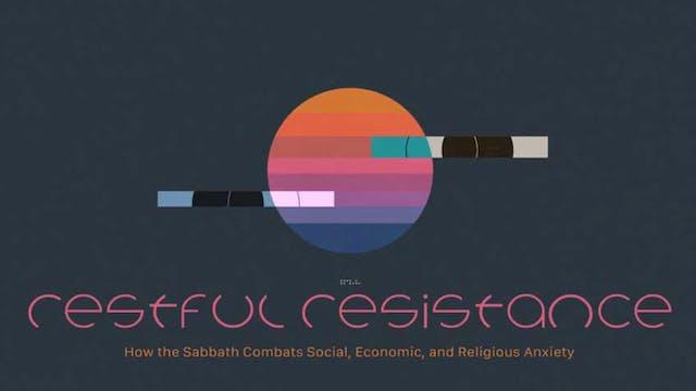 Restful Resistance | Ryan White