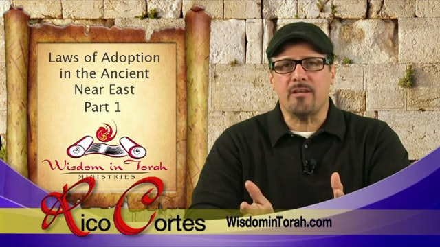 Ancient Laws of Adoption Part 1