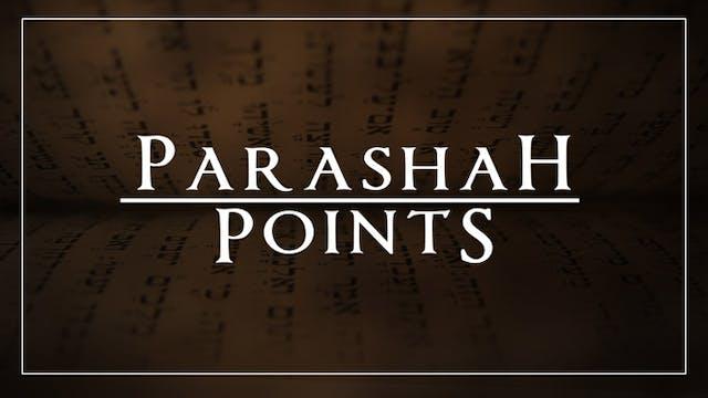 Parashah Points: Balak – The Phinehas...