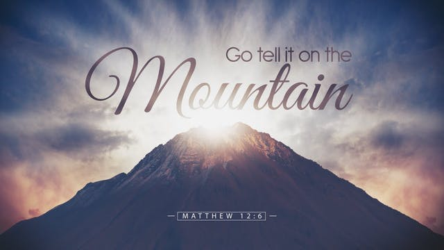 Go Tell It on The Mountain |  Chris F...