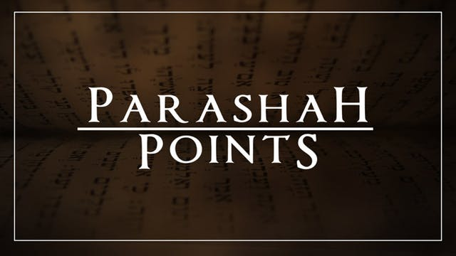 Parashah Points: Pekudei – A Spiritua...