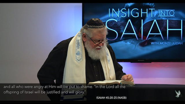 Episode 8   Insight into Isaiah