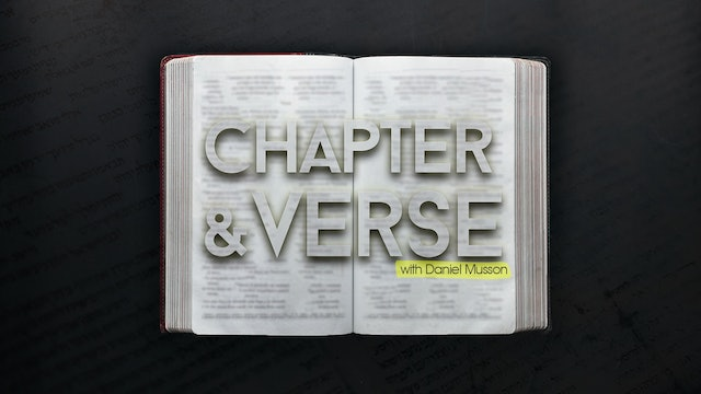 Messianic Apologetics 1 | Chapter and Verse