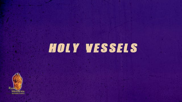 Holy Vessels | David E Jones