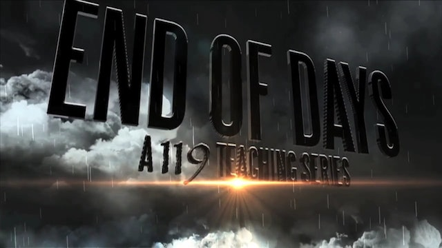 End of Days Series - The First Five Trumpets