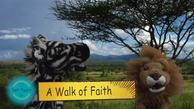 Walk of Faith | Torah Puppets