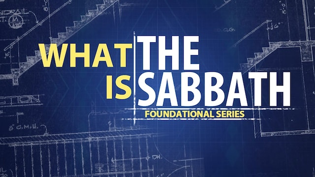 What is the Sabbath | Founded In Truth Ministries