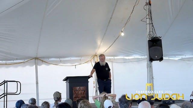 What We Learn At Sukkot | Monte Judah