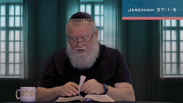 Episode 16  Expectations of Jeremiah