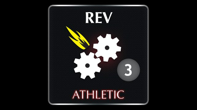 REV  Athletic 3