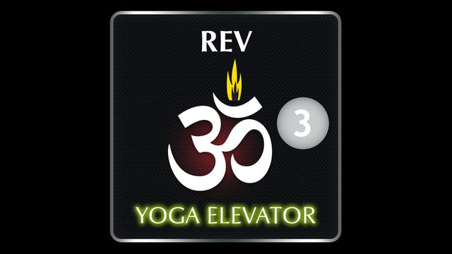 REV YOGA ELEVATOR 3
