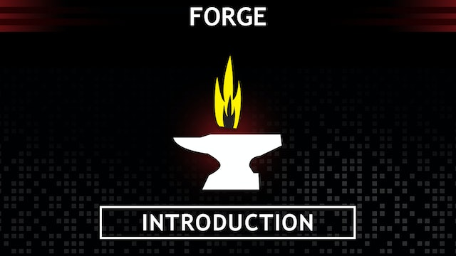 FORGE INTRO CLASS