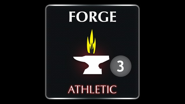 FORGE  Athletic 3