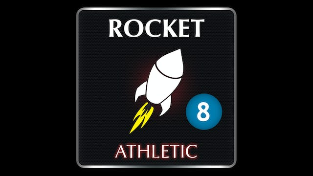 ROCKET Athletic 8
