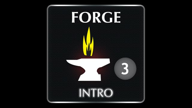 FORGE Back Into