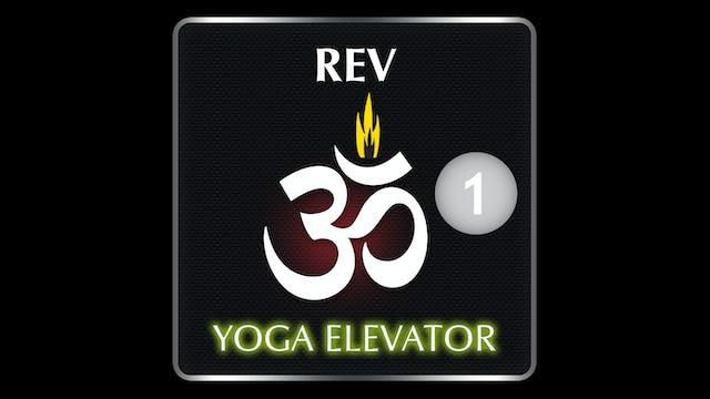 REV YOGA ELEVATOR 1