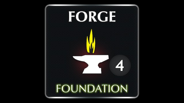 FORGE  Foundation 4