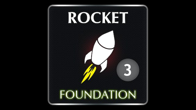 ROCKET Foundation 3