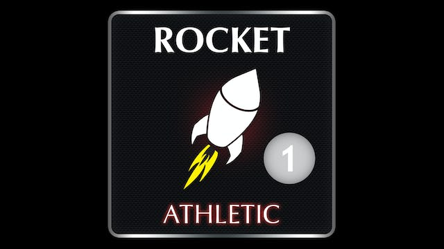 ROCKET  Athletic 1
