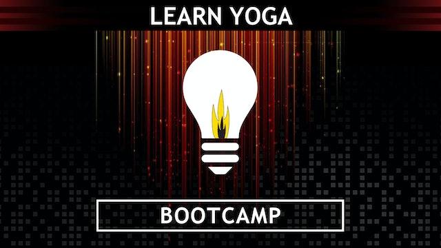 Rocket Yoga Bootcamp