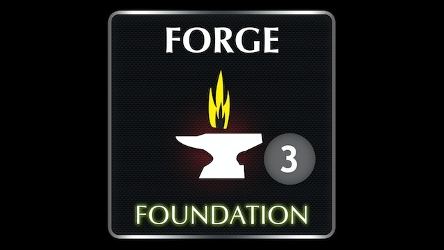 FORGE  Foundation  3