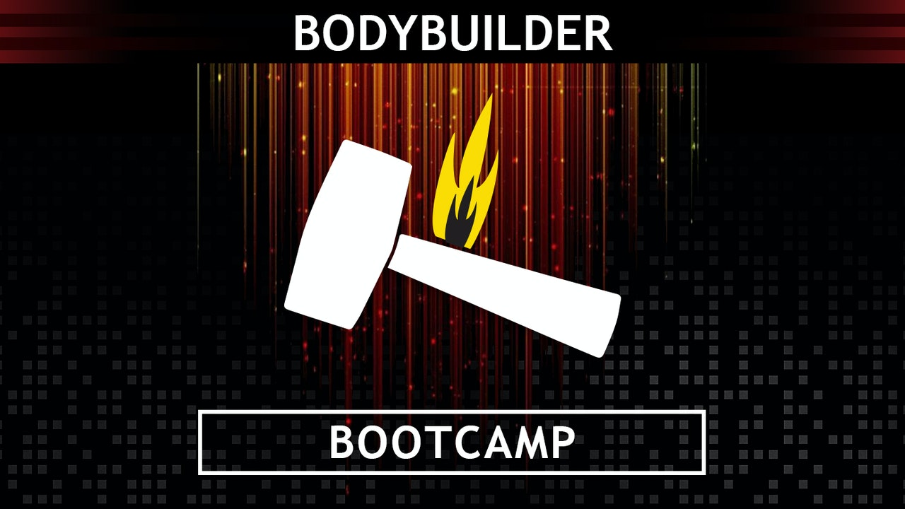 Body Builder Bootcamp: Interval & Strength