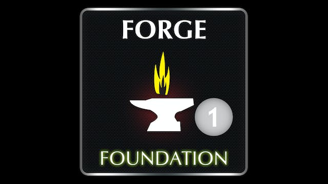 FORGE Foundation 1