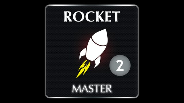 ROCKET  Master Series 2 AUDIO CLASS