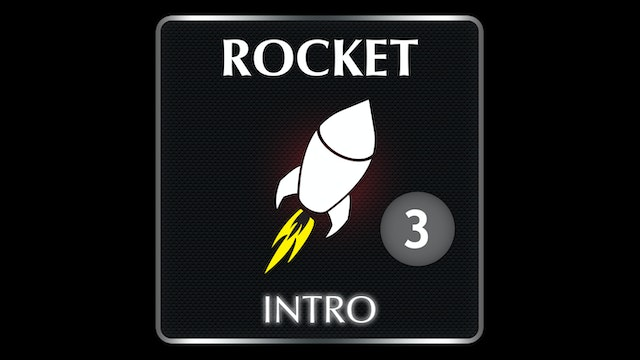 ROCKET Transitions for beginners
