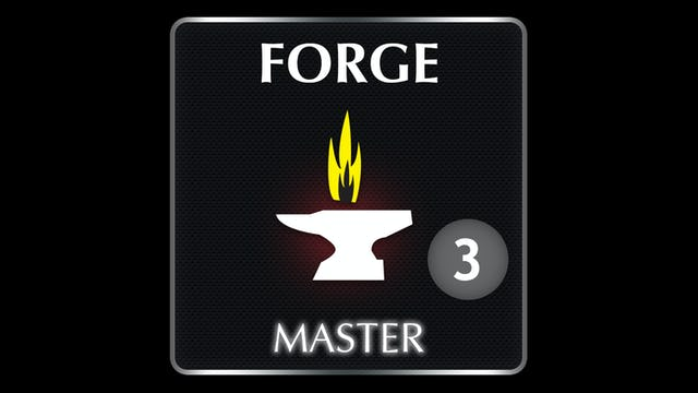 FORGE Master 3