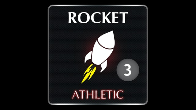 ROCKET  Athletic 3