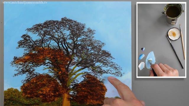 Autumn Tree Part 2