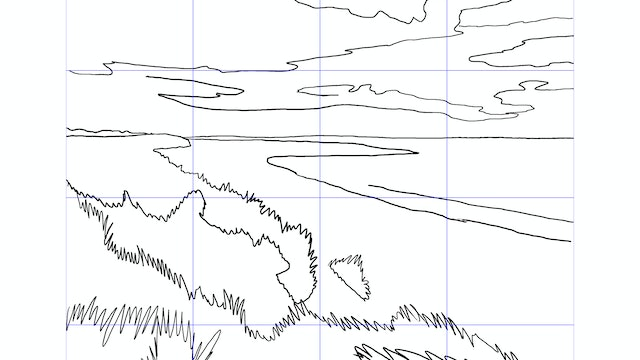 How to Paint a Coastal Sketching Diagram.jpg