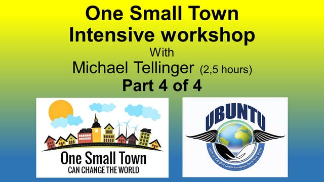 Part Four: One Small Town Workshop with Michael Tellinger