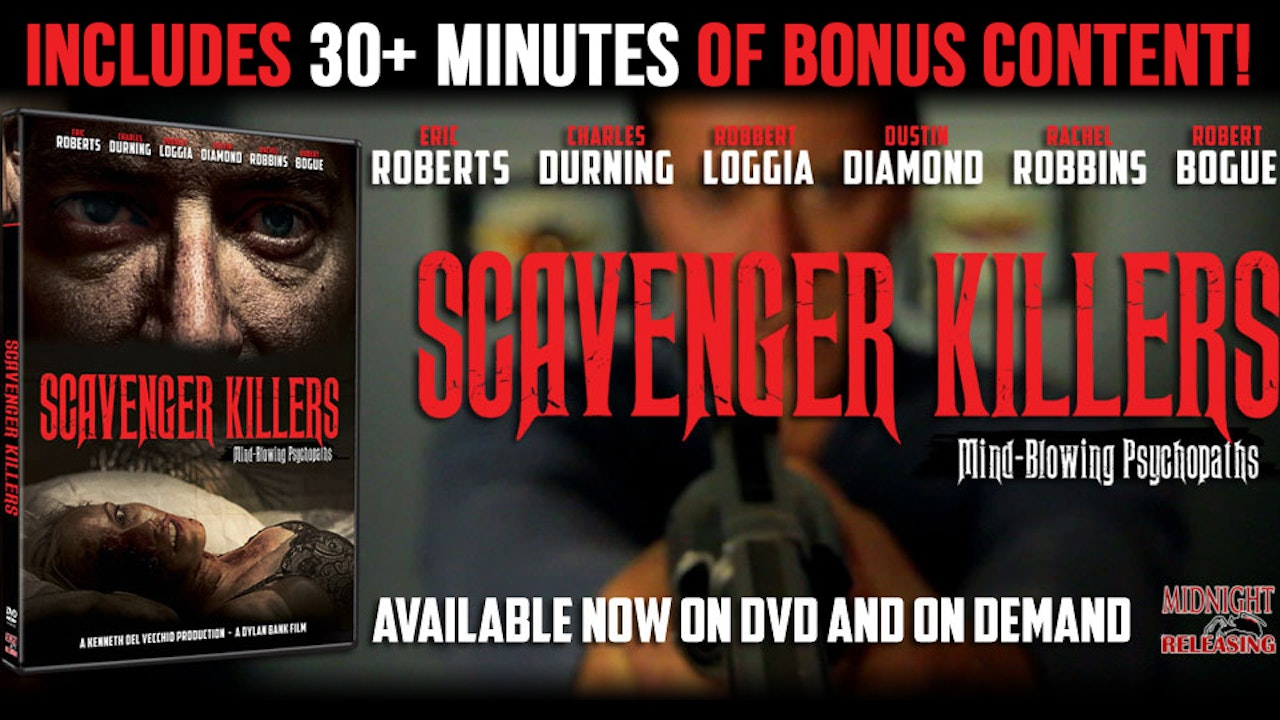 Scavenger Killers (2014) - Deluxe Digital Package